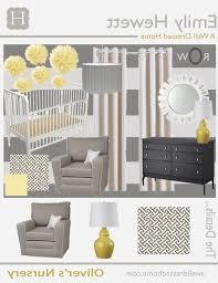 Yellow And Grey Nursery Decor Baby Nursery Grey Nursery Ideas Grey Ba Room Ideas