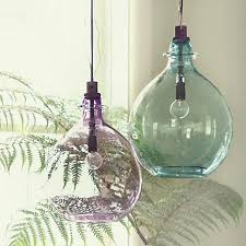 aqua glass pendant light outstanding aqua glass pendant light pertaining to current home way
