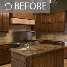 kitchen wall paint with brown cabinets kitchen painting projects before and after paper moon painting