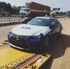 price of the lexus rc f lexus rc f spotted in chennai