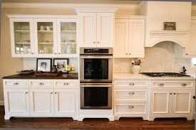 kitchen cabinets with cup pulls two tone countertops french kitchen cote de texas