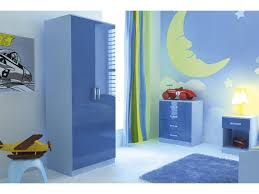 Cheap Childrens Bedroom Furniture Uk High Gloss Blue 5 Boys Bedroom Furniture Set