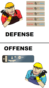 Team Fortress 2 Memes - engineer is the best class tf2