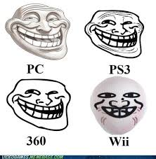 Troll Guy Meme - trollface coolface problem know your meme
