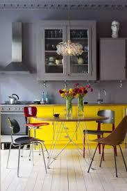 Yellow Kitchens Kitchen Yellow Kitchens Home Decor Color Trends Fancy To Yellow