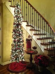 pencil christmas tree sonoma slim artificial christmas pencil tree