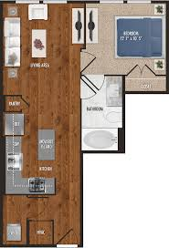 one bedroom floor plan a3 one bedroom floor plan for alexan 5151