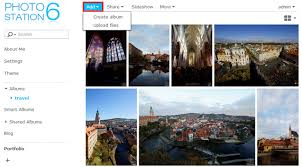 Old Town Photo Albums Create Albums To Manage And Browse Photos With Photo Station