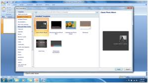microsoft office 2007 powerpoint templates pacq co