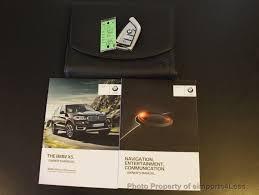2015 used bmw x5 certified x5 xdrive50i awd xline exec navigation