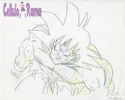 dragon ball z sketch 007 a1 2 cellul o rama