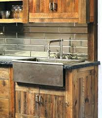 copper apron front sink copper apron sink idtworldwide co