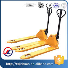 hand lift reach stacker manual forklift manual pallet stacker