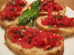 Basic Bruschetta Recipe