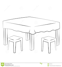 dining room clip art black and white clipart collection