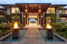 Bedroom Water Feature 11 Tropical Villas And Homes In Hawaii Where You Can Escape The