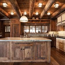 black kitchen cabinets in log cabin log cabin kitchens houzz