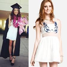 winter graduation dresses 13 best graduate in style images on college