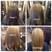 black hair to blonde hair transformations going from brown black color to a blonde it s best to go in stages