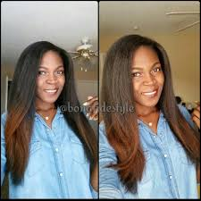 natural hair no heat challenge 5 tips that kept my flat ironed type 4 natural hair straight for 6