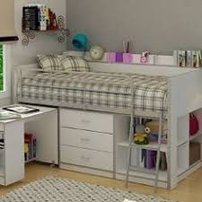 Bunk Bed With Stairs And Drawers Classy Inspiration Loft Bed Storage Ideas Gray Bunk Beds With