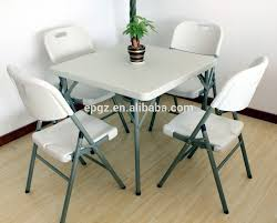 Used Folding Chairs For Sale 8 People Used Industrial Cafeteria Folding Table And Folding