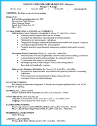 Resume Sample Unix Administrator by Appealing Formula For Wonderful Business Administration Resume