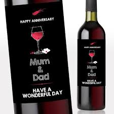 anniversary wine bottles 18 best wine labels a n n i v e r s a r y images on