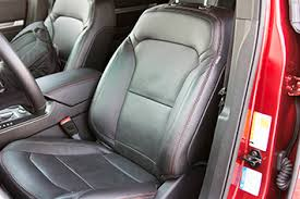 Ford Explorer With Captain Chairs 2016 Ford Explorer Sport Review W Video Autoblog