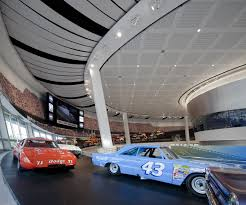 Rock And Roll Hall Of Fame Floor Plan by Nascar Hall Of Fame Pei Cobb Freed U0026 Partners