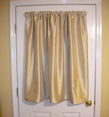 Half Window Curtains Curtains For Half Window Door Inspiration With 18 Best