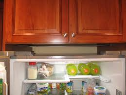 space between top of refrigerator and cabinet do you have a gap between the top of your frig and cabinet above