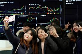 in south korea the virtual currency boom hits home the new york
