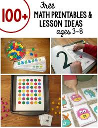 printable numeracy games year 1 teaching math the measured mom
