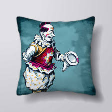 bedroom clowns u0026 circus home décor pillows ebay