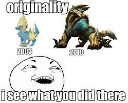Monster Meme - image originality meme by empoleon50 d58ddy3 jpg monster hunter