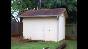 storage building or man cave youtube