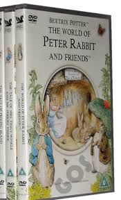 rabbit dvds beatrix potter collection 3 dvd for sale at gift of sound