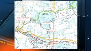 Michigan Dnr Lake Maps by Traffic Alert Temporary Construction Closure At Craig Lake State