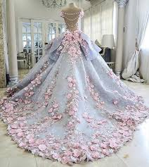 pink wedding dress 31 most beautiful wedding dresses stayglam