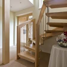 home interior design steps enchanting wooden steps open staircase and white table cloth