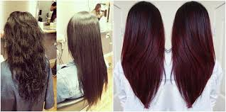 hair rebonding at home can you color or bleach your hair after rebonding makeupandbeauty com