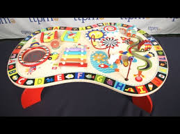 table toys play table sound play busy table from alex toys youtube