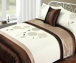 brown king size duvet cover large size of duvet cover queen palm