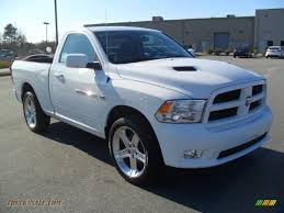 dodge jeep white 2012 dodge ram 1500 sport r t regular cab in bright white photo 5