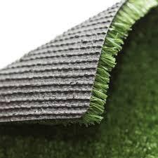 Preferidos Grama Sintética 12mm Fibriladas em Rolo com 80000 Pontos Verde  #UJ15