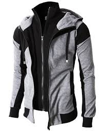 cheap two tone zip hoodie find two tone zip hoodie deals on line
