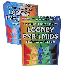 looney pyramids wired