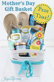 gift baskets for s day s day pedicure gift basket ideas s