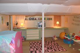 our awesome basement playroom with fabric ceilings stuff i u0027ve